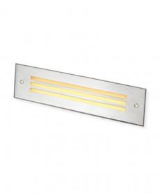 LED 6.5W BRICK EXTERIOR WALL LIGHT