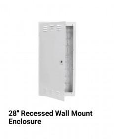 "Databoard 28"" Wall Mounted Flush"