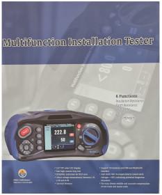 Multifunction Installation Tester