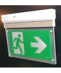 Blade Led Exit Sign
