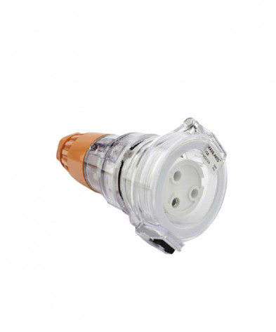 Industrial Female Connector 3 Pin 20A 230V
