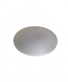 LED 24W Wall or Ceiling Button Light- 390mm Wide