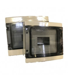 Switchboard Surface mounted 12 Way IP66