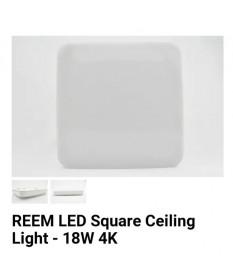 LED 18w Square Ceiling Light 4k