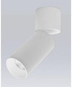 LED Surface Mounted 9W 3K 65x150mm White or Black