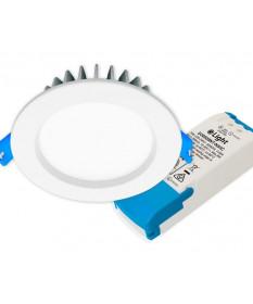 LED 10w Colour changeable 3k/4k/5.7k Downlight 90mm Cutout