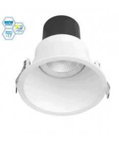 LED 8W LOW-GLARE & HIGH CRI RECESSED DOWNLIGHT 70MM CUT-OUT