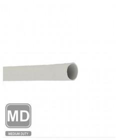 40mm MD Conduit 4mtrs Grey