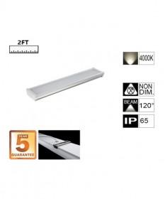 LED Tri-Proof Slimline Light-2FT