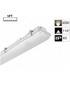 LED Twin 50W Emergency Tri-proof Batten