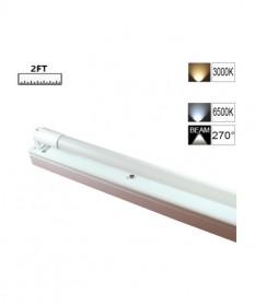 LED Single Batten 2FT