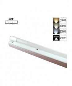 LED Single Batten 4FT