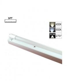 LED Single Batten 5FT