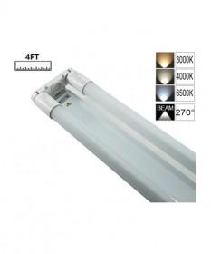 LED Double Batten 4FT