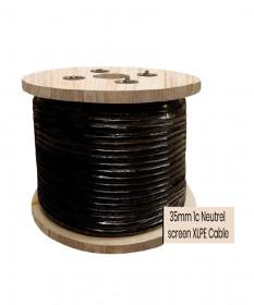 35mm 1c Neutrel screen XLPE Cable
