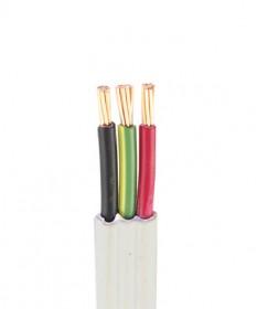 1.0MM 2C+E FLAT TPS Cable (per meter)