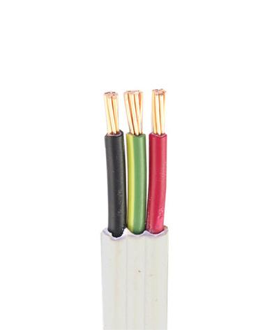 2.5MM 2C+E FLAT TPS Cable (per meter)