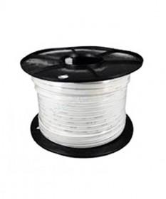 6.0mm 2C+E FLAT TPS White Cable (per meter)