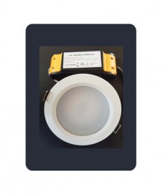 LEDX 13w D/light 90mm c/o Warm White Dimmable with 3 Year warranty
