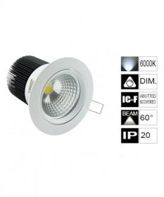 LED COB 10W 92mm