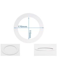 Led Downlight Converter Plate - 170mm