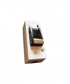 MS1/80 1 pole 80A Main Switch Front Wired