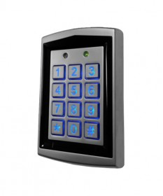 CPT-DH16A-10T -  Standalone Outdoor Keypad IP65