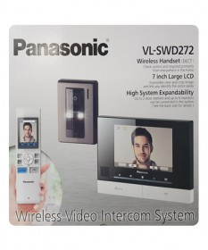 VL-SWD272A2-P, Panasonic Intercom Kit