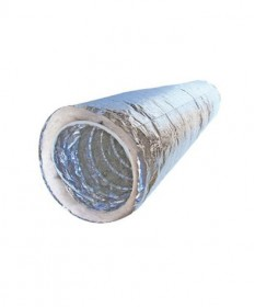 150MM INSULATED DUCTING 10M
