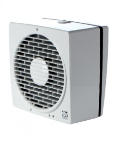 VORTICE THROUGH WALL/WINDOW FAN 6""