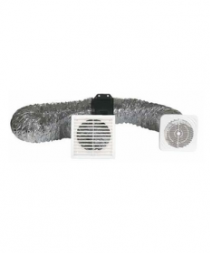 WEISS 150MM EXHAUST FAN KIT