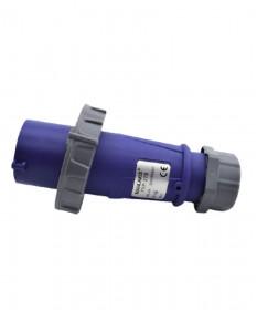 Manlakis 16A Male Plug 3 Pin IP67