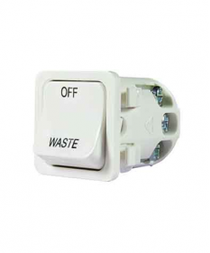 """PDL 681M20WT, Switch Module, 20A, 250Vac, Printed """"WASTE"""""""
